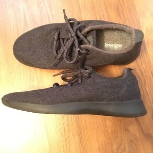 Allbirds Wool Runners, Grey